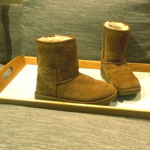 75a9bfd2ca7 UGG Shoes | Womens With Buckle In Chestnut | Poshmark